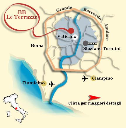 Dove Siamo Mappa Di Roma